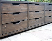 Chest of drawers Bedroom Furniture Wooden Furniture Drawers Scaffold Furniture Chest Drawers Wooden Drawers KRUD-39