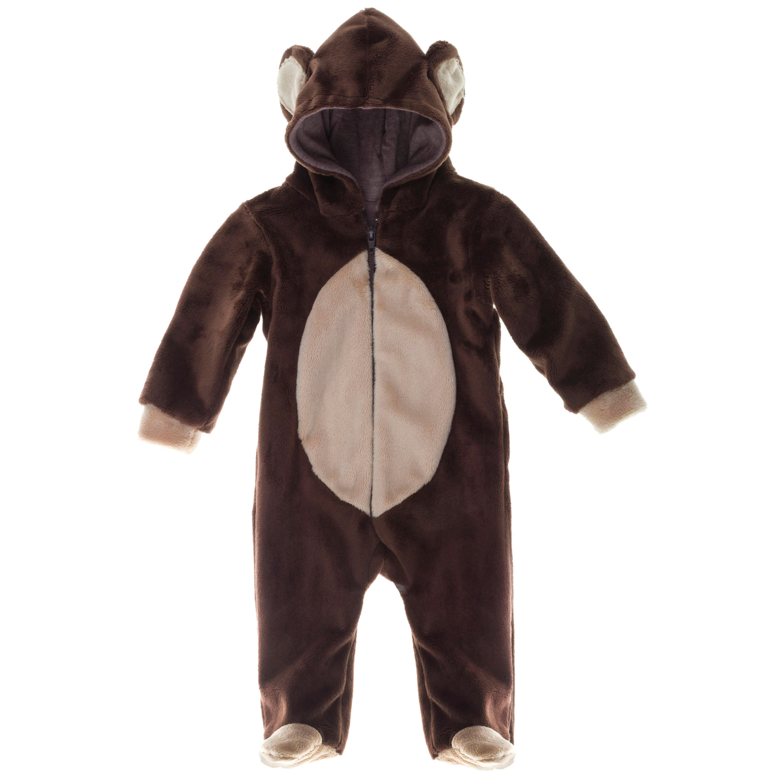 0085d5516c58 Monkey Baby Animal Costume   Outfit   Onesie