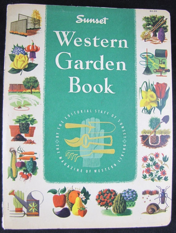 image 0 - Western Garden Book