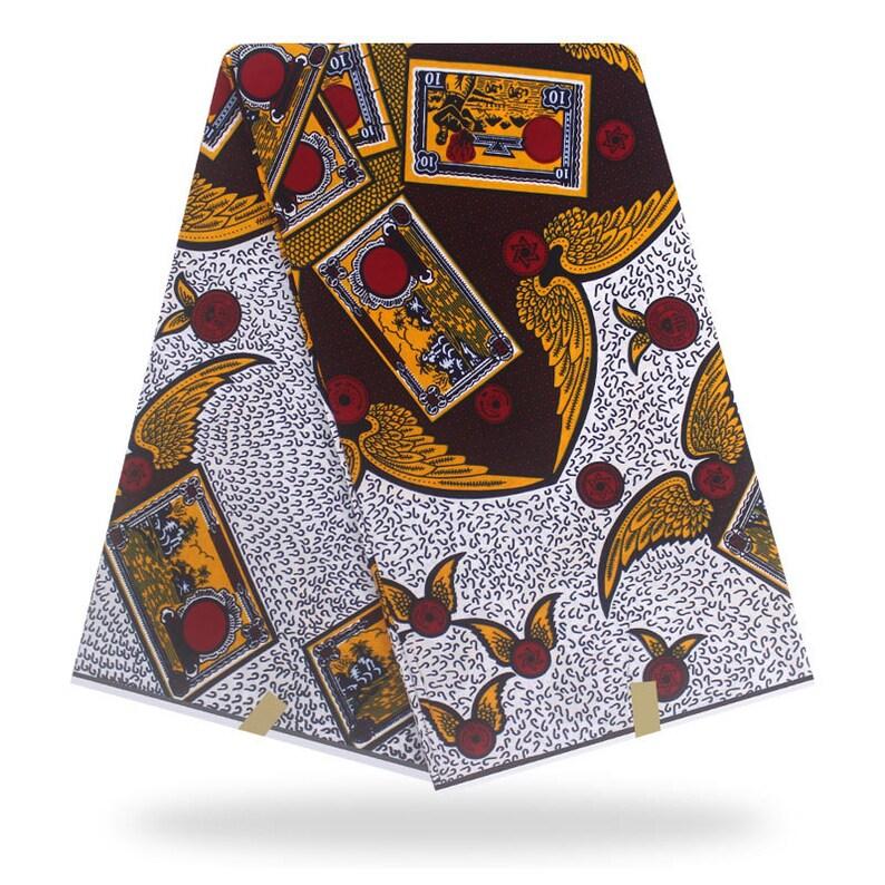Wholesale by 6 yards African wax print fabric Ankara fabricNigerian ghana fabricAnkara wax sewing African Dress