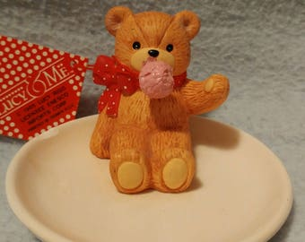 Lucy & Me Bear Soapdish