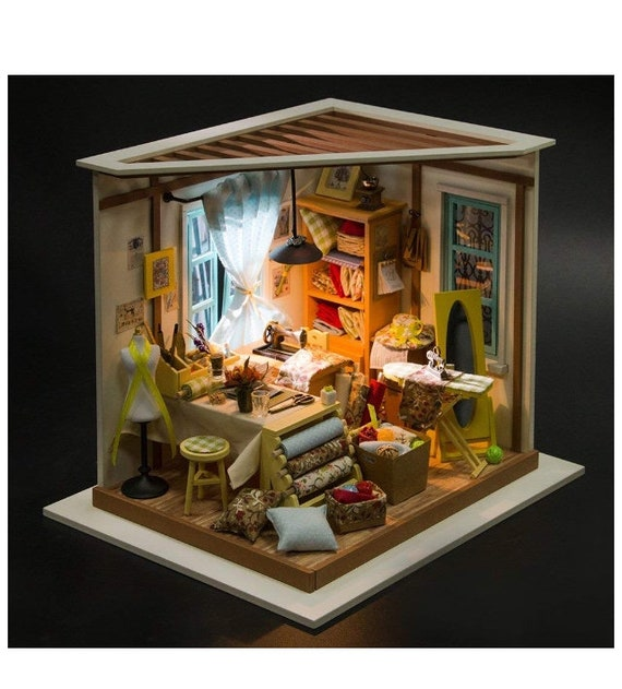 1:12 Doll house doll house scenes study accessories fine books 6 book Comic Book