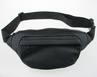 044800a397aa Black Fanny Pack - durable