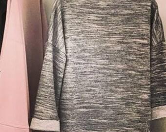 Dirty pink sweatshirt