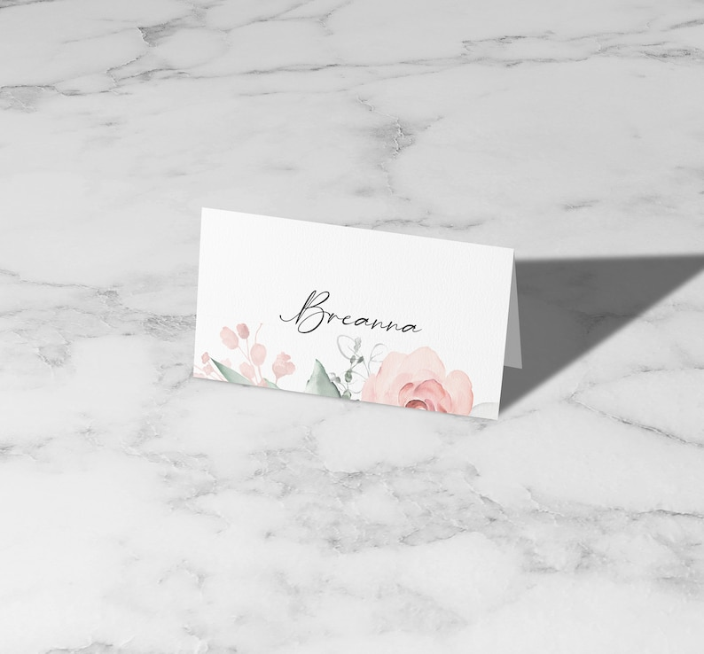 Name Tags For Table Place Cards Wedding Place Settings Place Cards Guest Names Place Names Place Card Table Setting Seating Cards