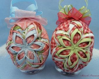 Tutorial Amaryllis Belladonna Ornament 3 in 1
