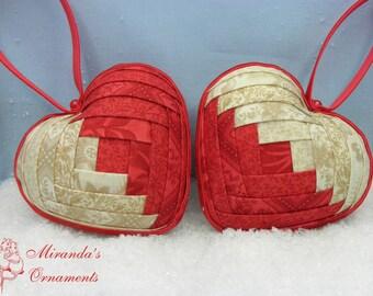Tutorial Logcabin Ornament - English