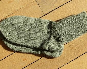 United in Finnish wool socks