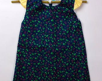 Be Happy Dress for girls.