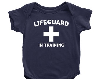 b576fd741b4 Lifeguard in Training - Baby Bodysuit