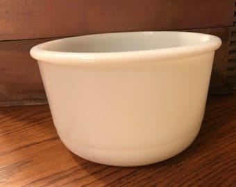 Milk White Mixing Bowl