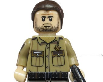 Rick Grimes: The Walking Dead (Sheriff Uniform)