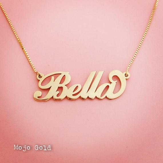 Custom Order Bella Necklace Isabella Necklace Women s  843b055db8