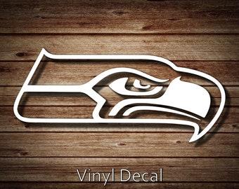 Seahawk Logo Sticker