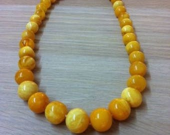 100% Authentic Amber Necklace from the Baltic Sea