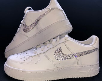 air force 1 donna glitter