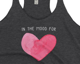 In the Mood for Love Women's Racerback Tank