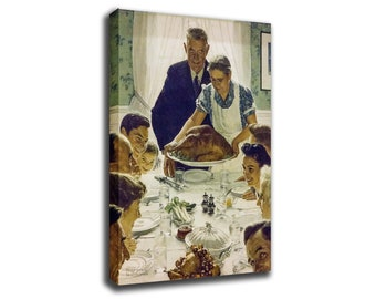norman rockwell etsy