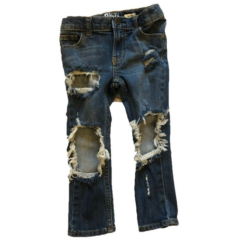 f8284deb99a Relic Jeans Boys distressed jeans girls distressed jeans   Etsy