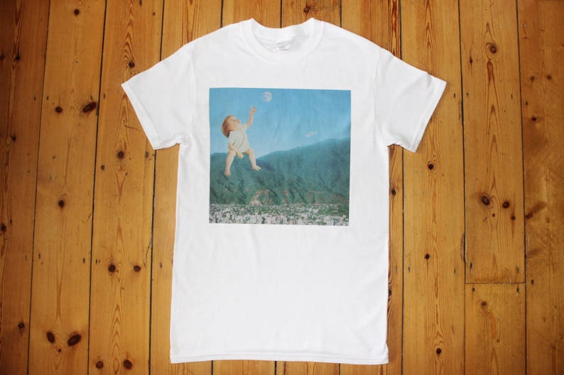 Moon Kid printed unisex T-shirt image 1