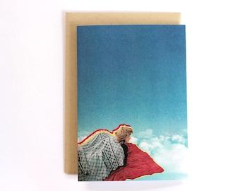Wakey Wakey Greetings Card