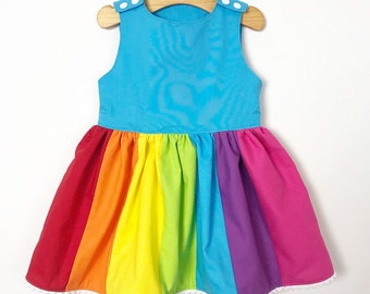 4375f2a218f4b Birthday dress | Etsy