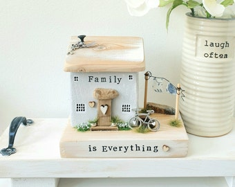 Family is Everything Cottage .. made to order