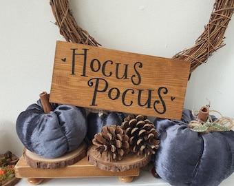 Hocus Pocus sign .. ready to dispatch
