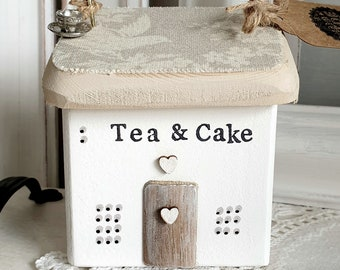 Peony & Sage little wooden tearoom