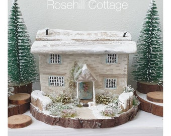 Rosehill Cottage..The Holiday pre order dispatch mid June