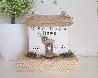 Military Home Cottage.. DISPATCH JAN 2021