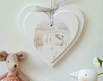 Beatrix Potter Heart.. ref 10.. ready to dispatch