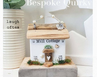 Personalised Cottage.. DISPATCH JAN 2021