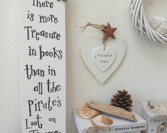 Treasures tall sign .. Walt Disney Quote