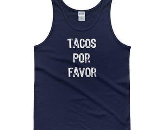 Tacos Por Favor Tank top