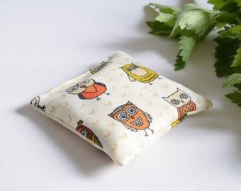 Catnip toy, Organic catnip pillow toy, Cat kicker toy, Catnip cushion, Fabric cat toys, Kitty kicker, Vegan cat toy, Gifts for cats