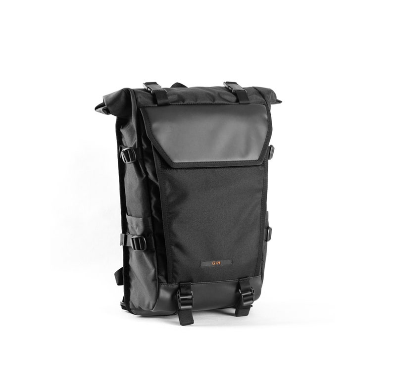 Roll Top Backpack mens backpack rucksack laptop rolltop  9dd8c251b760e