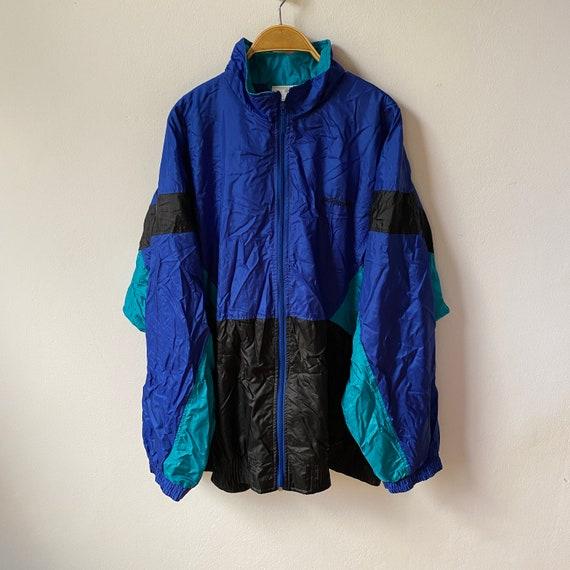 Vintage ADIDAS 90s Tracksuit / Windbreaker Jacket