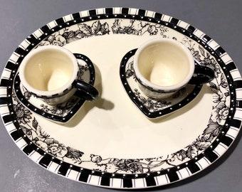 Child's Tea Set by MudPie
