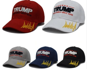 Make America Great Again Baseball Cap  Embroidered Dad Cap  President Trump  Cap  Trump Baseball Hat  Trump hat  Dad Caps Unisex MAGA CAP 9b03d0720c5d