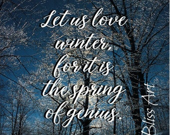 if winter comes can spring be far behind quote