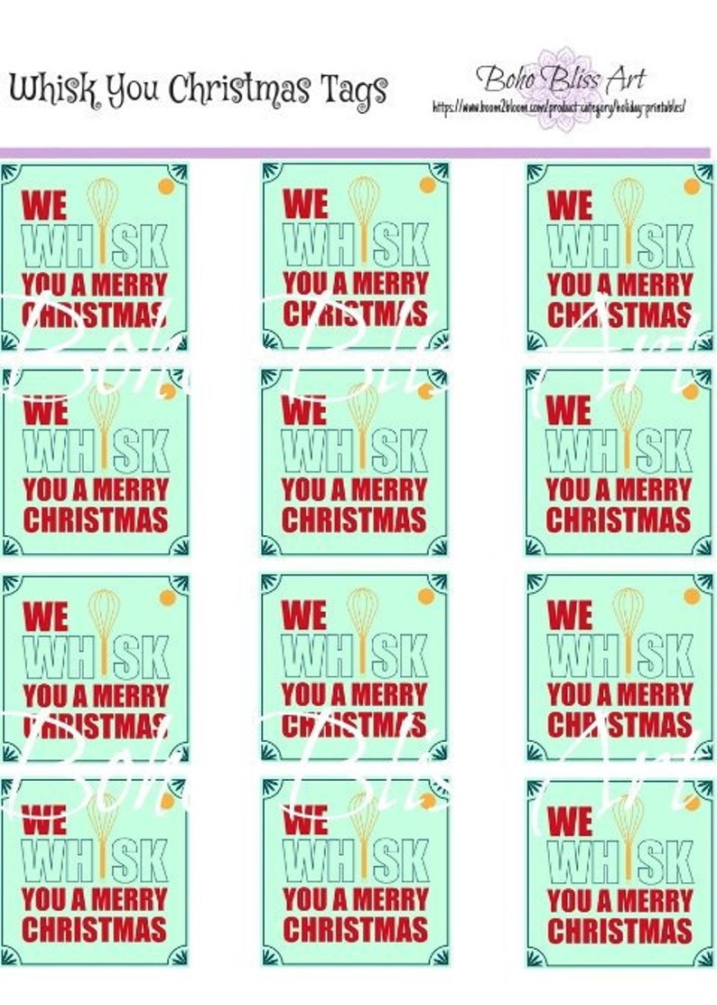 photograph regarding We Whisk You a Merry Kissmas Printable Tag known as We Whisk Oneself A Merry Xmas Reward Tags Printable Xmas Present Tags