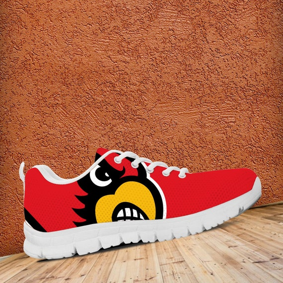 Trainers Mens Fan Custom White Sneakers Sizes Unofficial Louisville Ladies gift Kids Running Shoes collector Txz4Cx0w