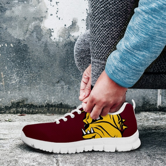 Trainers Kids Unofficial Mens gift Sneakers Custom White Shoes Fan Sizes Ladies Bulldogs fOzwAqYnA