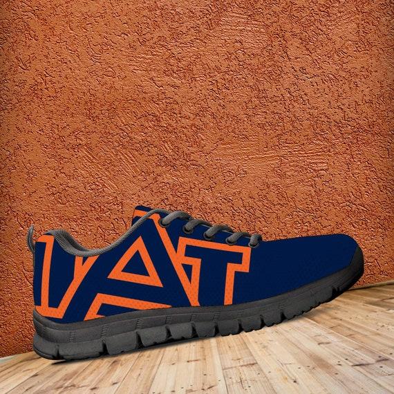 Trainers Kids Sneakers Fan Mens Ladies Shoes Sizes Unofficial gift Auburn Black Tigers Custom xwaZHqW4v0