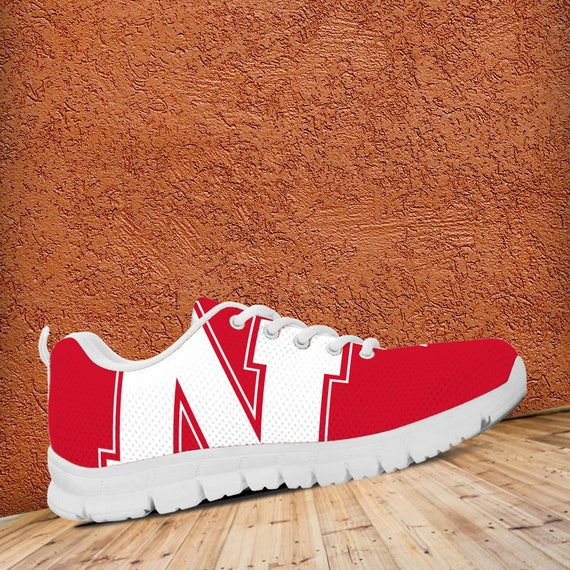 Cornhuskers Trainers Custom Sizes Nebraska Fan White gift Mens Shoes Ladies Unofficial Sneakers Ox6aBqp