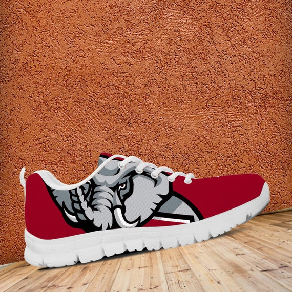 Sizes Running White Kids Unofficial basketball Sneakers gift Crimson football Men Alabama Ladies Custom Trainers Shoes Tide Fan X7wYO