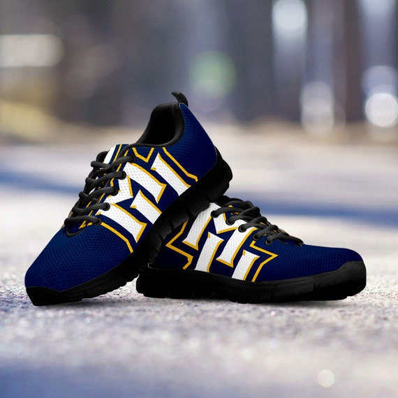 Running Sneakers Golden Trainers Custom gift Marquette Fan Kids Mens Unofficial Sizes Shoes Eagles collector Ladies Black Hd8wxUqXBx