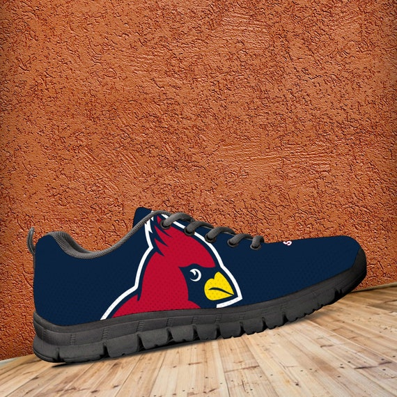 Unofficial Sole fan Kids Sizes Trainers Cardinals Shoes Fan Sneakers St gift Louis Mens with Ladies Black Navy collector Zx01wtnwO