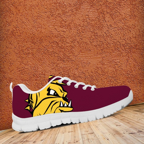 Mens Trainers Custom gift Sneakers Unofficial Kids Sizes White Bulldogs Ladies Shoes Fan g84pnY